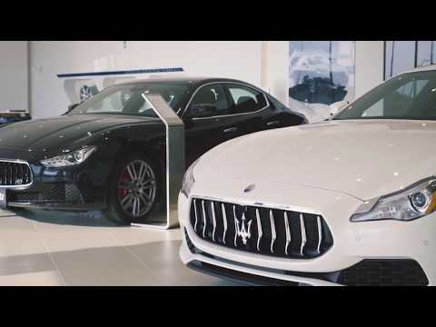 Concessionaria Gino - Enjoy The Maserati Experience
