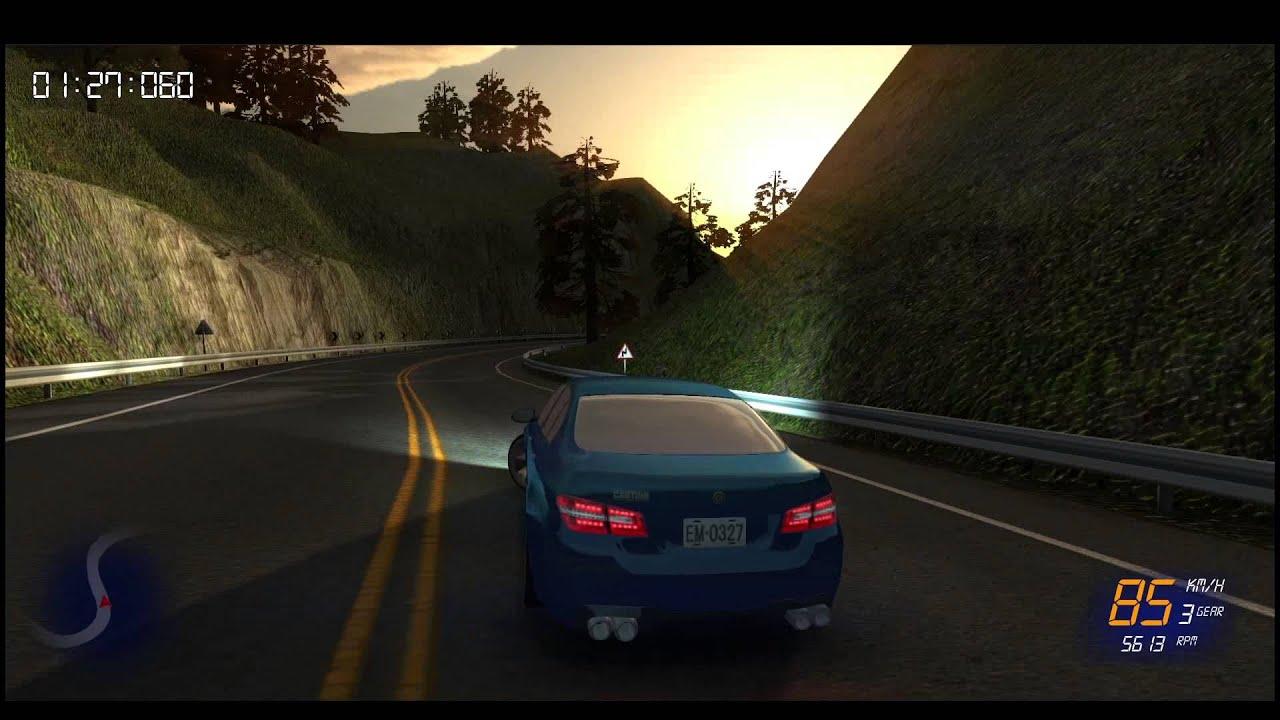 Physics Race Car Game