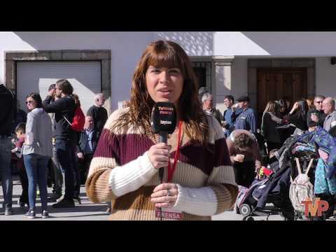 San Leonardo de Yagüe celebra la 23 edición de la Jornada de la Matanza del cerdo al aire libre