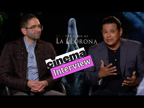 Interview Mit Michael Chaves Und Raymond Cruz Zu THE CURSE OF LA LLORONA