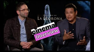 Interview Mit Michael Chaves Und Raymond Cruz Zu THE CURSE OF LA LLORONA