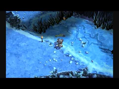 [HD] League of Legends - Tundra Hunter Warwick Skin Preview