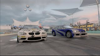 Need for speed Pro Street Gameplay Vs The Grip King