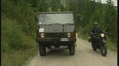 Treffen historischer Militärfahrzeuge