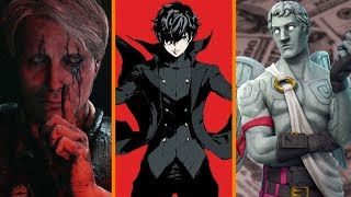 Death Stranding Coming in 2019? + Persona 5 R Trailer + Epic Made a Ton of Money