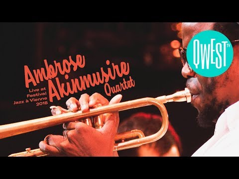 Ambrose Akinmusire Quartet - Live at Jazz à Vienne Festival | Qwest TV