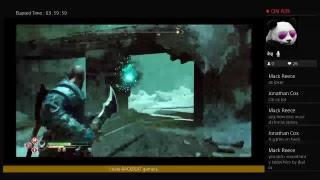 Welcom back to more God Of War 4 newgame+ part 3 1/2