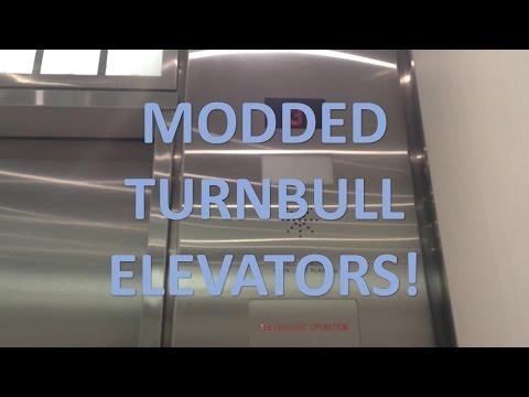 Turnbull/KONE Traction Elevators @ Hudson's Bay Department Store Toronto, ON