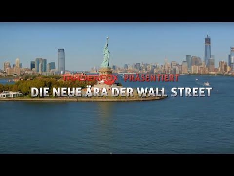 Die neue Ära der Wall Street (TraderFox Trading Software)
