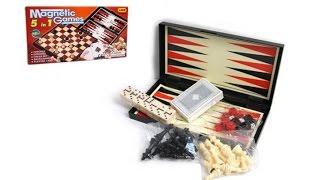 Игровой набор Шахматы 9841A,