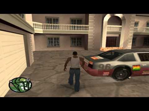 GTA SA vs GTA 6 (Graphics Test)
