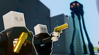 ALIEN INVASION IN LEGO CITY? - Brick Rigs Multiplayer Gameplay - Lego alien invasion survival
