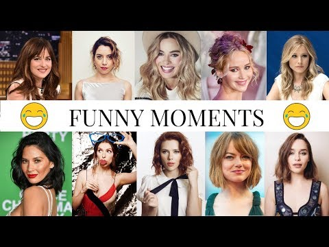 These Actresses Are HILARIOUS!
