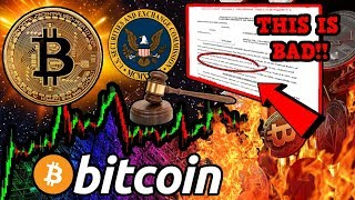 BITCOIN BREAKOUT!!? WARNING ALTCOIN HOLDERS: CRYPTO is UNDER ATTACK!!!