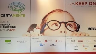 Italian Neuromarketing Days | Evento CERTAMENTE 2017