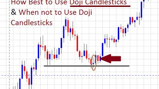 Doji Candlestick Pattern - How to Trade Doji Candlesticks