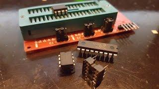 Як запрограмувати мікроконтролер pic з Pickit 3 (з допомогою універсального перехідника з eBay)