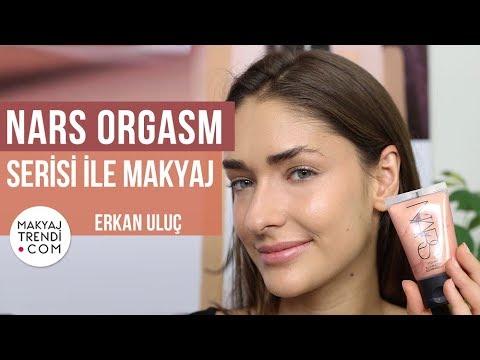 Nars Orgasm Serisi İle Nasıl Makyaj Yapılır ? Erkan Uluç