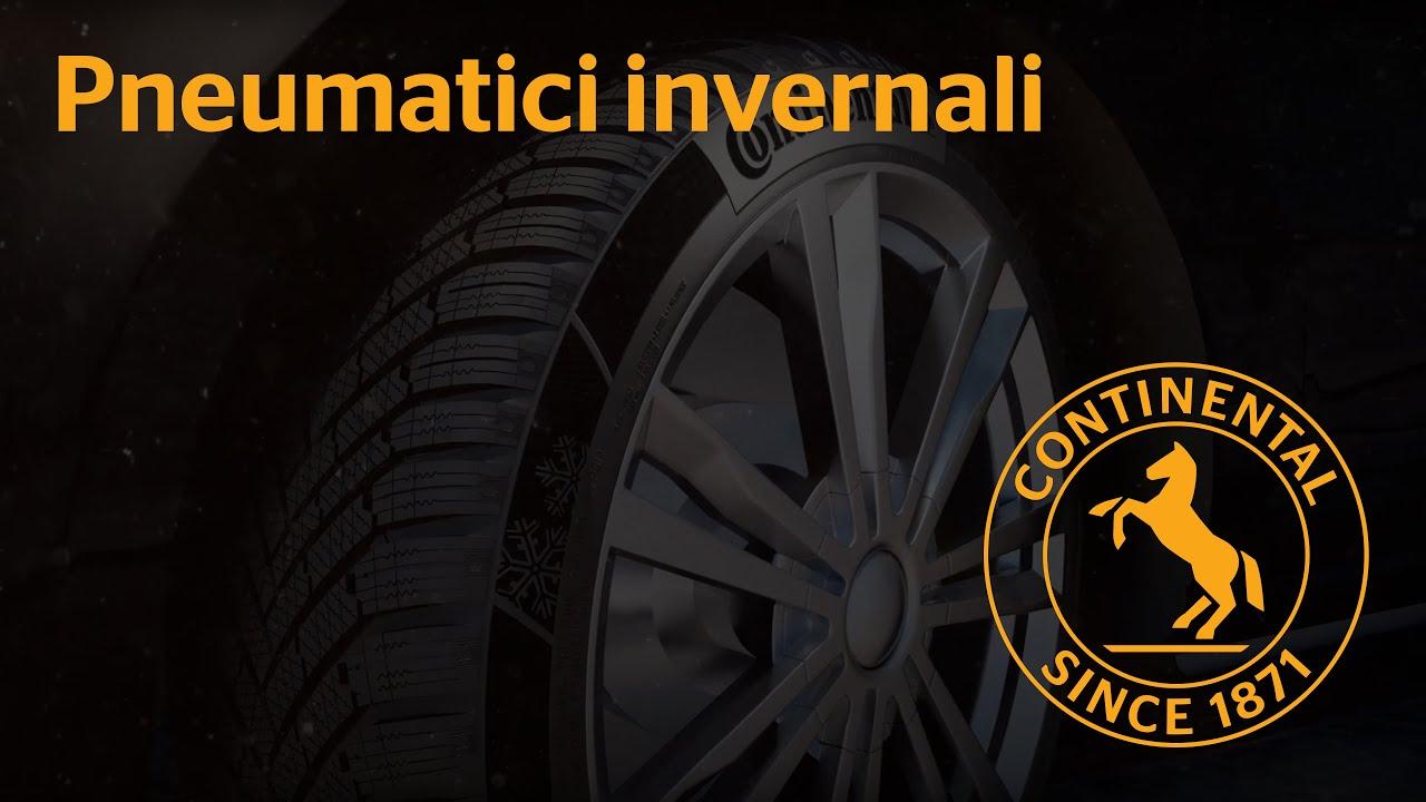 195//65R15 91H Pneumatico Invernale Continental WinterContact TS 860 M+S