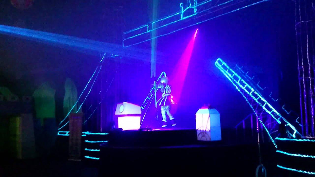 illuminasia at blackpool winter gardens august 2015 youtube