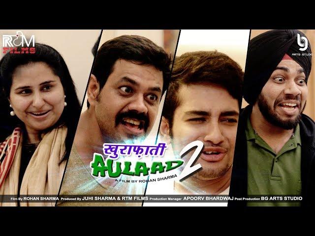 Khurafati Aulad Ep 02   4K   #Bablu ft. Ansh Manuja   Abhinav   Comedy Web Series   RTM Films  