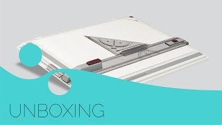 Rotring Rapid Drawing Board - Unboxing