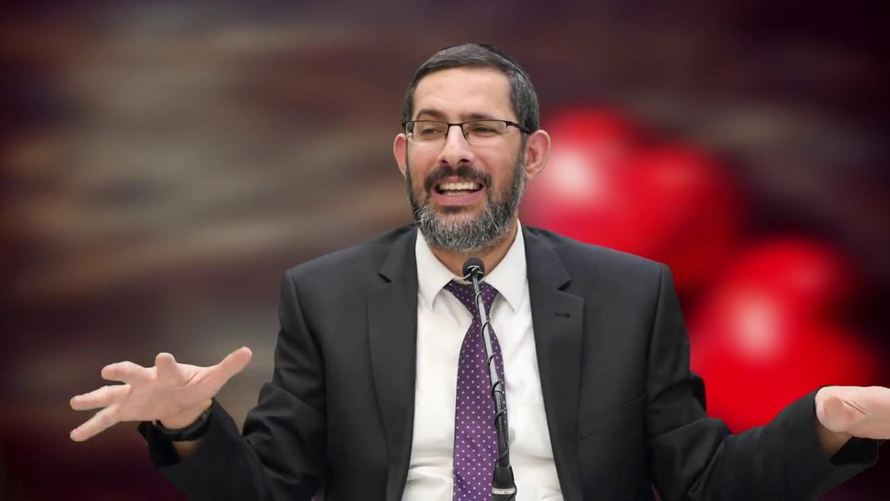 הבחירה המושלמת בשבילך - הרב יוסף חיים גבאי HD