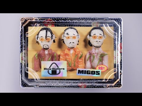 Making Migos out of Rice 🍙🍙RICEBALLERS