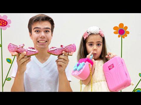 Настя Артем и Мия - истории для детей про вредные сладости и конфеты