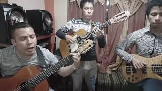 Estoy de ti enamorado - Bolero Rockolero - Santiago, Yoder y Jhonny Chamba