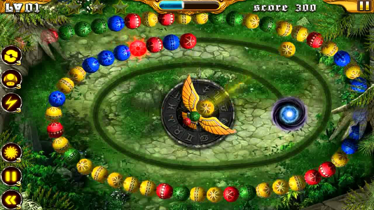 Marble Blast Zodiac Online By Cat Studio Casual Game