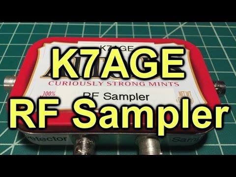 How To Build An RF Sampler Box