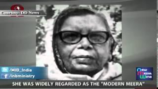 Remembering Hindi writer Mahadevi Varma on her death anniversary