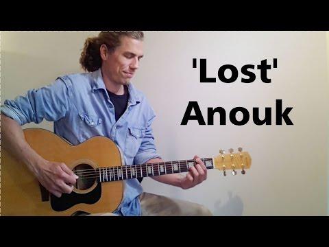 Gitaarles beginners – Lost – Anouk