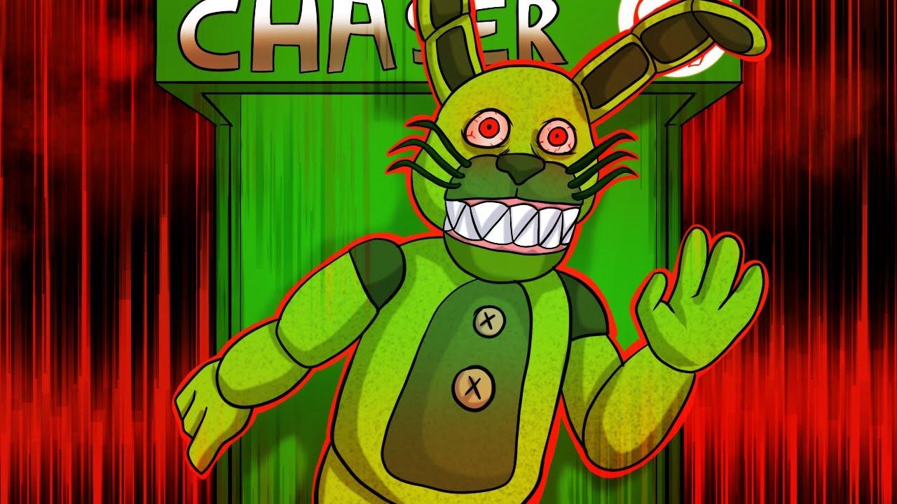 Plushtrap Chaser's Revenge! | Minecraft FNAF Roleplay