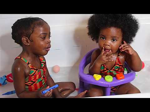 Coconut Oil benefits for babies / African American Baby hair