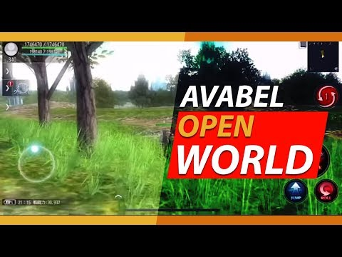 [AVABEL ONLINE] Open WORLD Info UPDATE | Mundo Abierto RPG