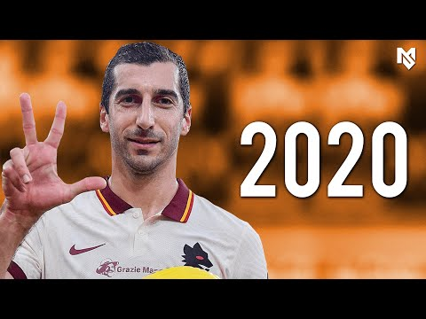 Henrikh Mkhitaryan 2020/21 - Unreal Skills, Passes, Goals \u0026 Assists - HD