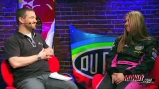 Johanna Long: NASCAR