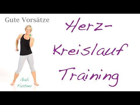 27. min Ausdauer-Training