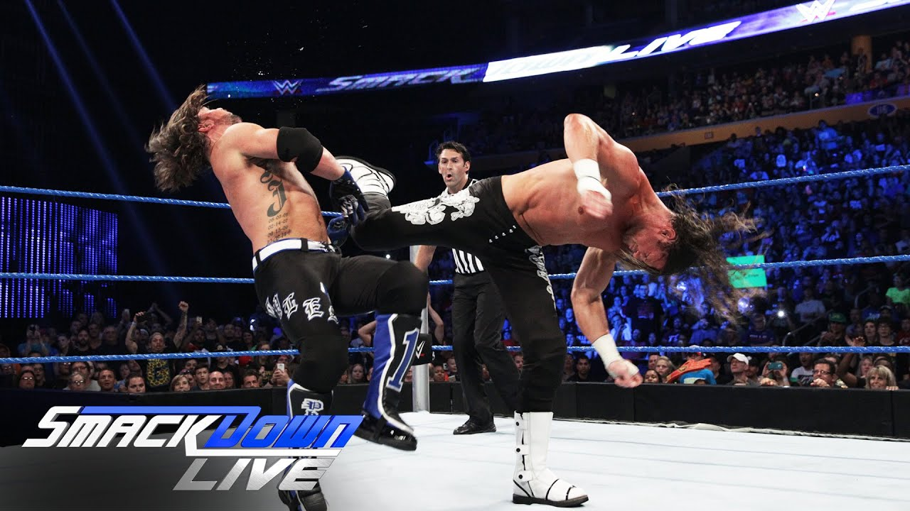 Download WWE World Title No. 1 Contender's Match Six-Pack Challenge: SmackDown Live, July 26, 2016