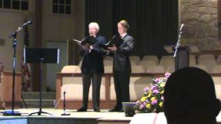 "The Crucifixion - Duet: ""So Thou liftest Thy divine petition"""