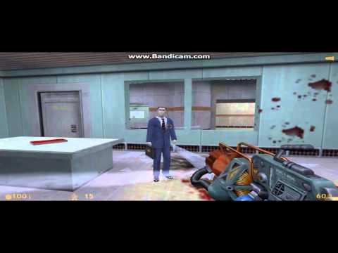 Чит-коды для Half-life