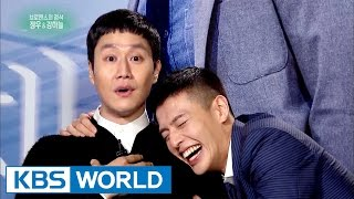 """Interview Movie """"New Trial"""" : Jungwoo, Kang Haneul Entertainment Weekly / 2017.01.16]"""