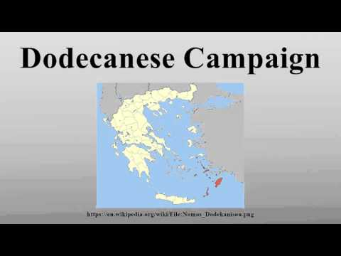 Dodecanese Campaign