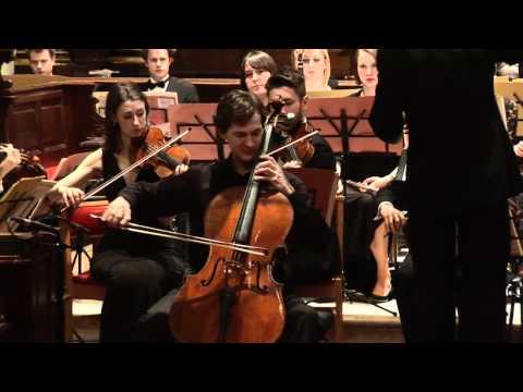 Tchaikovsky - Pezzo Capriccioso for Cello and Orchestra - Aleksei Kiseliov