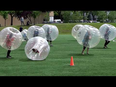 Winnipeg Today | 31 | June 2017 | Bubble Ball Soccer