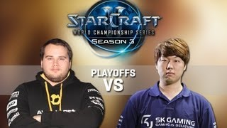 MC vs. TargA - Quarterfinal - WCS Europe Season 3 Finals - StarCraft 2