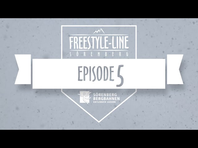 Freestyle Line Sörenberg, Episode 5, Season 15/16