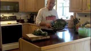 Bill & Staci's Paleo Kitchen - Kale Chips